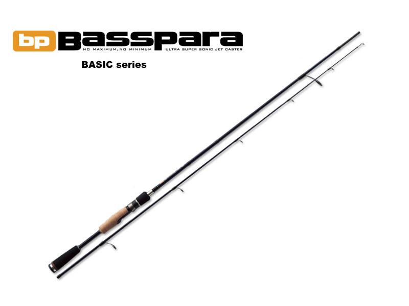 спиннинг major craft basspara bps632ul 191см 1-5.25гр( Regular-Fast