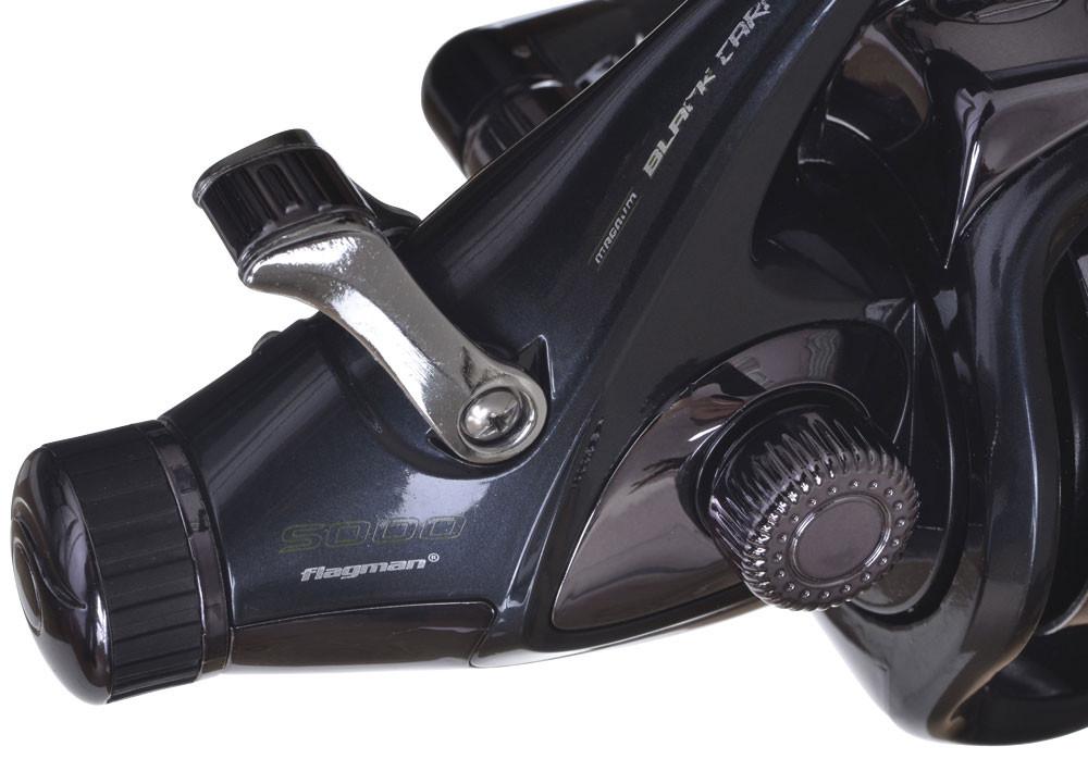 Катушка black carp5000